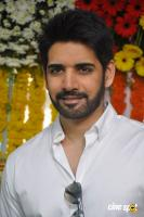 Sushanth at Chi La Sow Movie Opening (1)