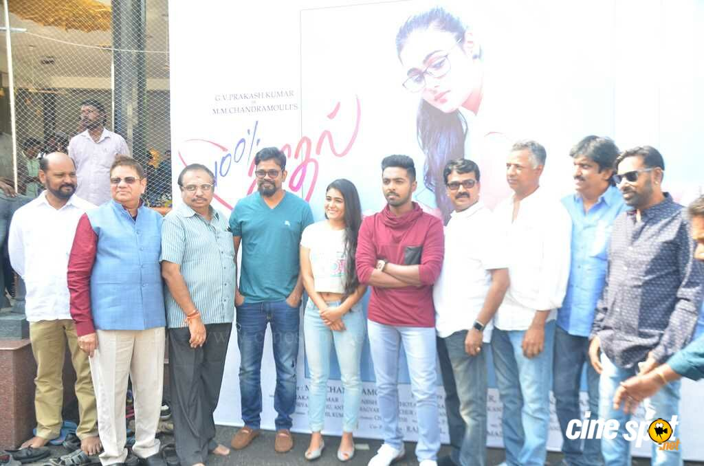 100% Kaadhal Movie Launch & Press Meet (7)