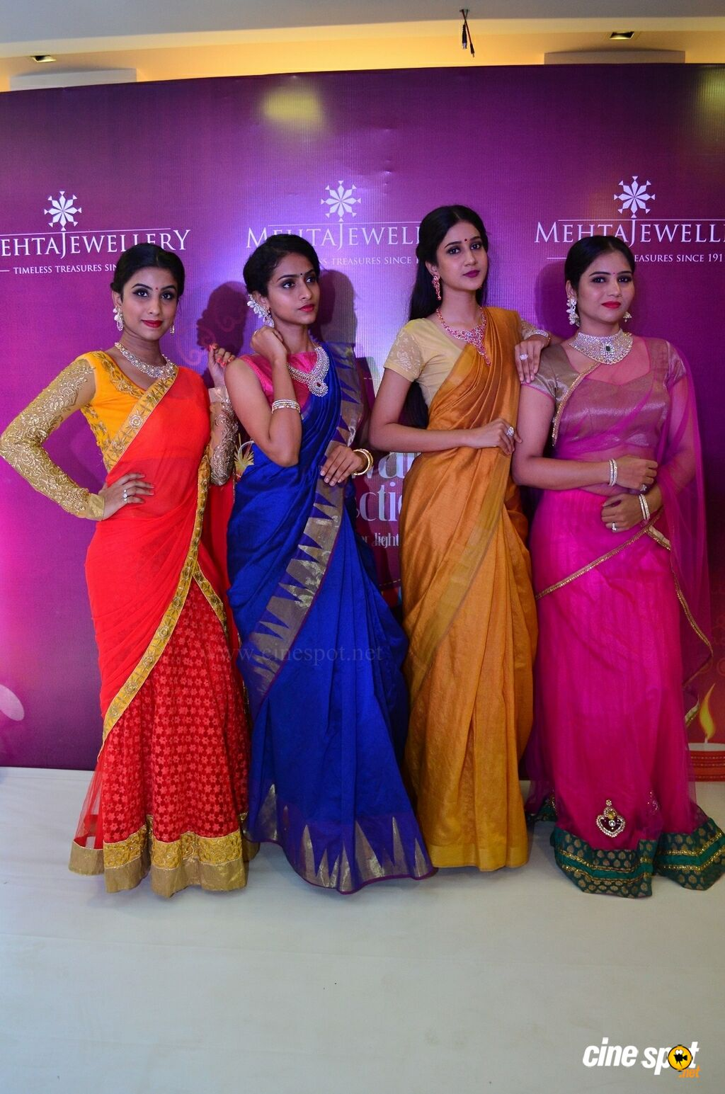 Mehta Jewellery Launches Diwali Bridal Collection (17)