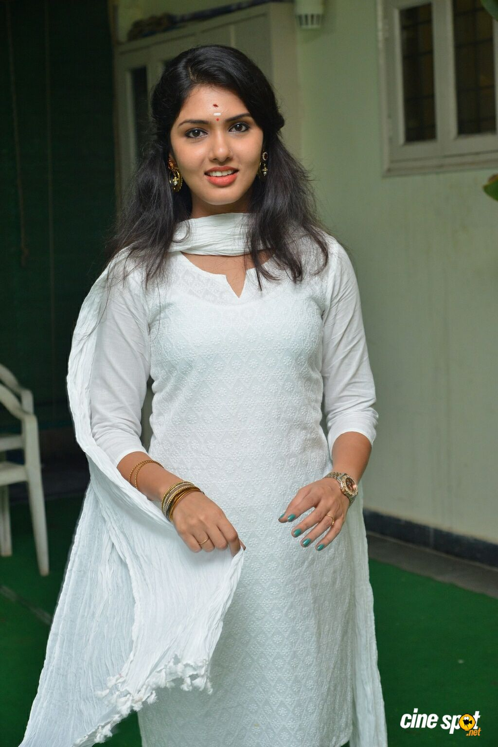 Gayathri Suresh at Lover Movie Launch (9)