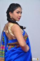 Pooja at Kala Silk Handloom Expo Launch (1)