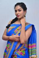 Pooja at Kala Silk Handloom Expo Launch (4)