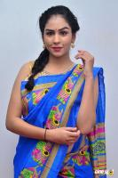 Pooja at Kala Silk Handloom Expo Launch (8)