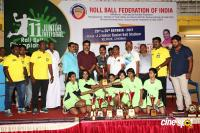 Karthi Felicitated 11th Junior National Roll Ball Championship Winners (17)