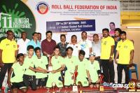 Karthi Felicitated 11th Junior National Roll Ball Championship Winners (20)