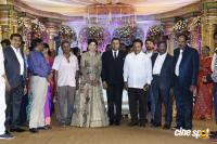 Abinesh Elangovan & Nandhini Wedding Reception (99)