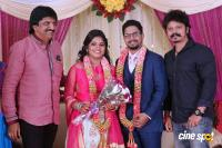 KS Sivaraman Daughter Akshya Wedding Photos