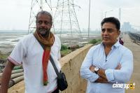 Kamal Haasan Visits Ennore Creek Photos