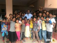 Raghava Lawrence Birthday Celebration Photos