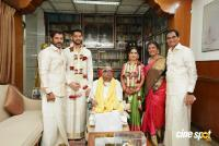 Vikram Daughter Akshita Marriage Photos