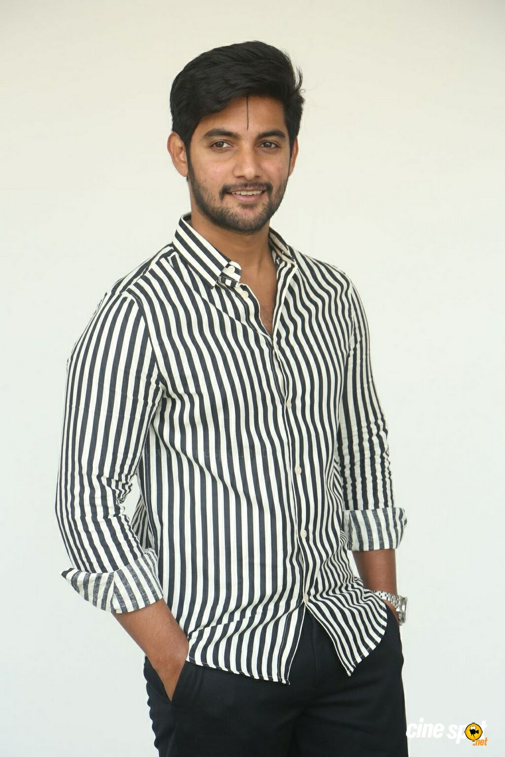 Aadi Interview Photos (35)