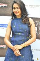 Rakul Preet Singh at Theeran Adhigaram Ondru Press Meet (7)