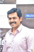 Karthi at Theeran Adhigaram Ondru Press Meet (3)