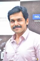 Karthi at Theeran Adhigaram Ondru Press Meet (4)