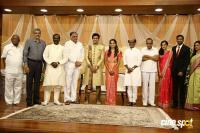 Rajinikanth At AVM Family Aparna Wedding Reception (1)