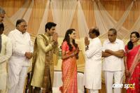 Rajinikanth At AVM Family Aparna Wedding Reception (3)