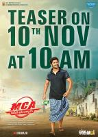 MCA Movie Teaser Release Poster