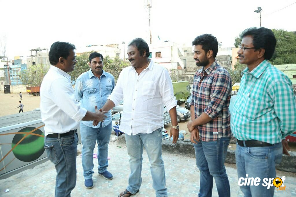 London Babulu Ticket Launch By VV Vinayak (11)