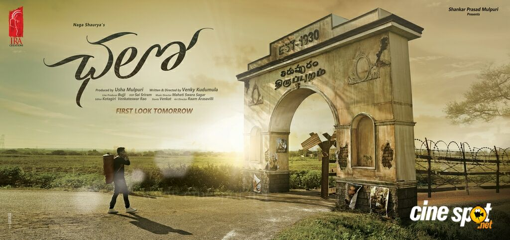 Chalo Pre Look Poster