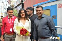 Hebah Patel Launches B New Mobile Store Photos