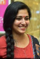 Anu Sithara at Aana Alaralodalaral Audio Launch (19)