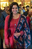Anu Sithara at Aana Alaralodalaral Audio Launch (2)