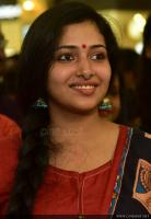 Anu Sithara at Aana Alaralodalaral Audio Launch (4)