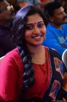 Anu Sithara at Aana Alaralodalaral Audio Launch (6)