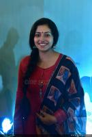 Anu Sithara at Aana Alaralodalaral Audio Launch (7)