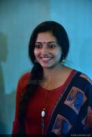 Anu Sithara at Aana Alaralodalaral Audio Launch (8)