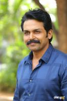 Karthi at Khakee Movie Success Meet (13)