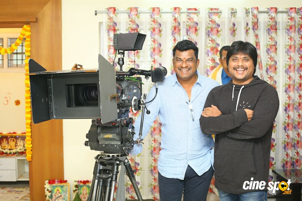 Brundavanamadi Andaridi Movie Shooting Start (5)