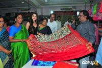 Monica Srivastava Inaugurates Pochampally IKAT Art Mela Photos