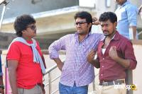 B Tech Babulu Movie Working Stills