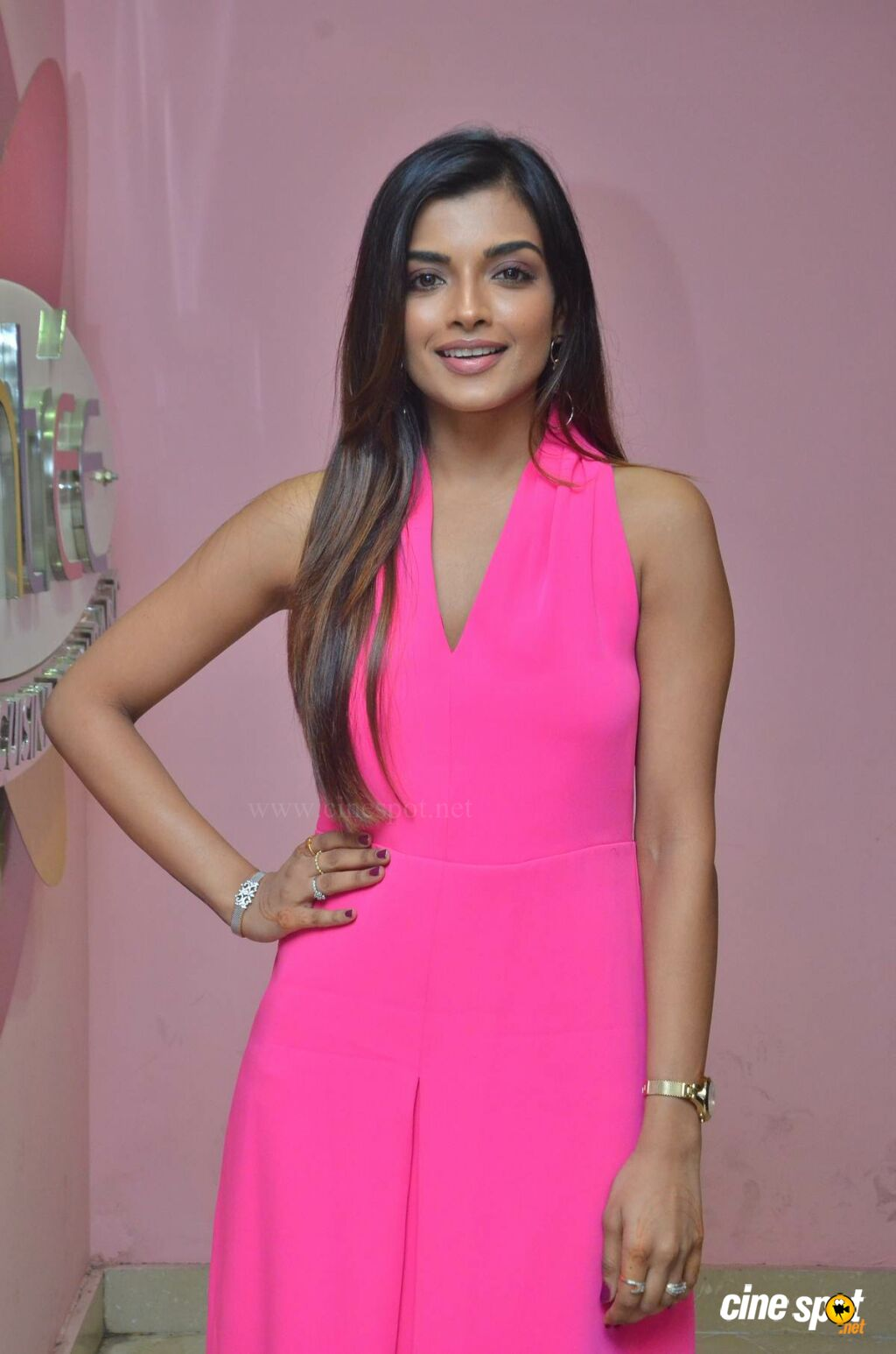 Ashna Zaveri at Brahma.com Audio Launch (2)