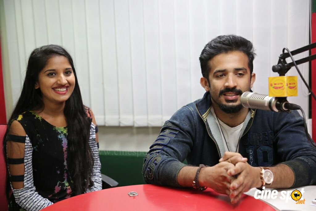 Idi Maa Prema Katha Team at Radio Mirchi 98.3 FM (2)