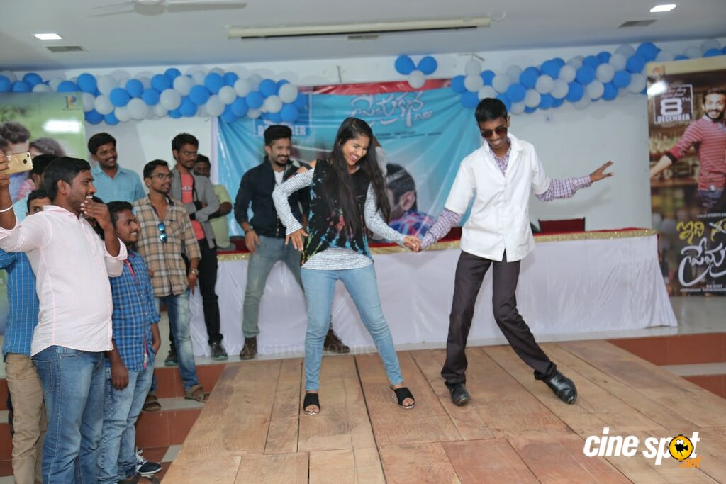 Idi Maa Prema Katha Team at Saint Joseph College (4)