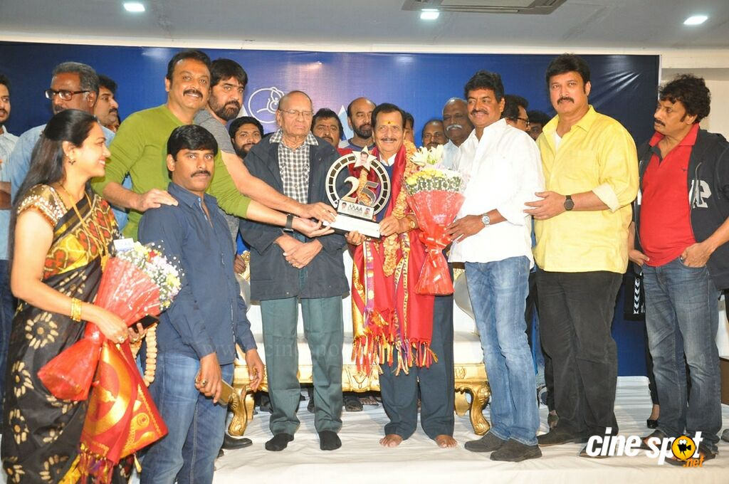 Maa Celebrating Silvar Jublee Press Meet (13)