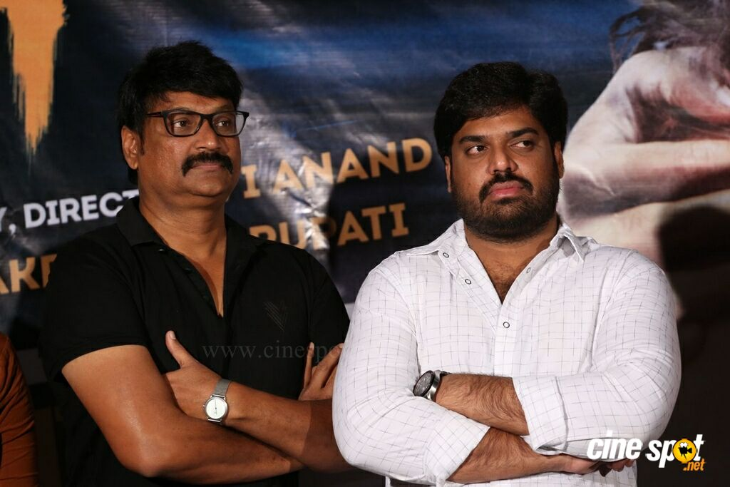 Okka Kshanam Movie Teaser Launch (27)