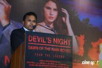 Devil's Night Dawn of the Nain Rouge Press Meet (8)