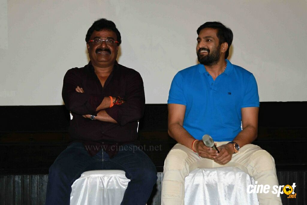 Sakka Podu Podu Raja Press Meet (7)