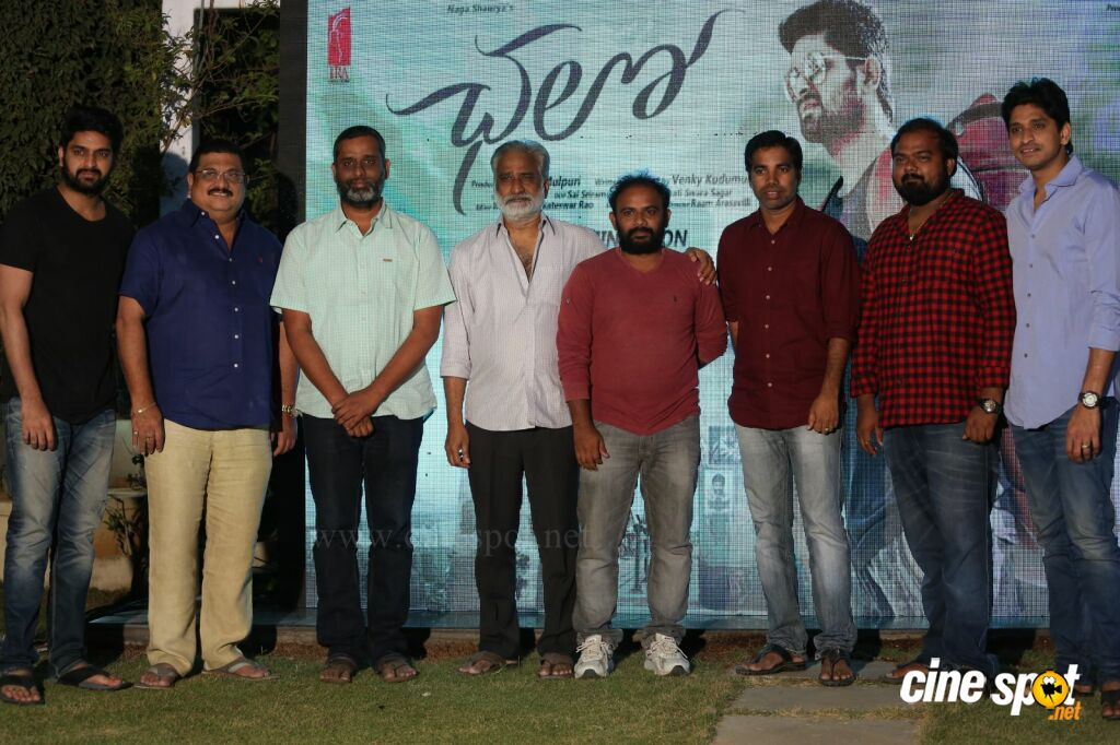 Chalo First Single Projection Press Meet (13)