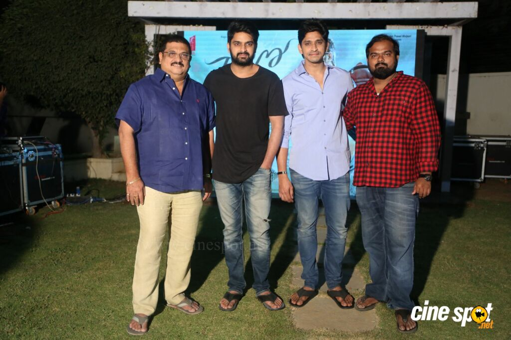 Chalo First Single Projection Press Meet (18)