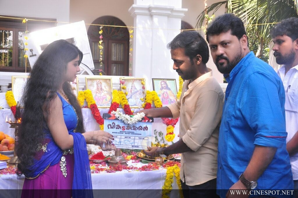 Vikadakumaran Movie Pooja (45)