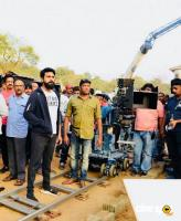Sye Raa Narasimha Reddy Working Photos (5)