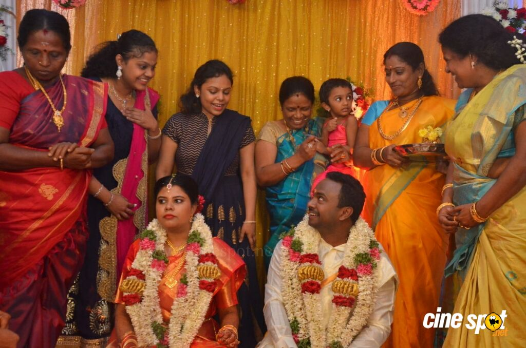 Producer M Ramanathan Daughter Marriage (32)