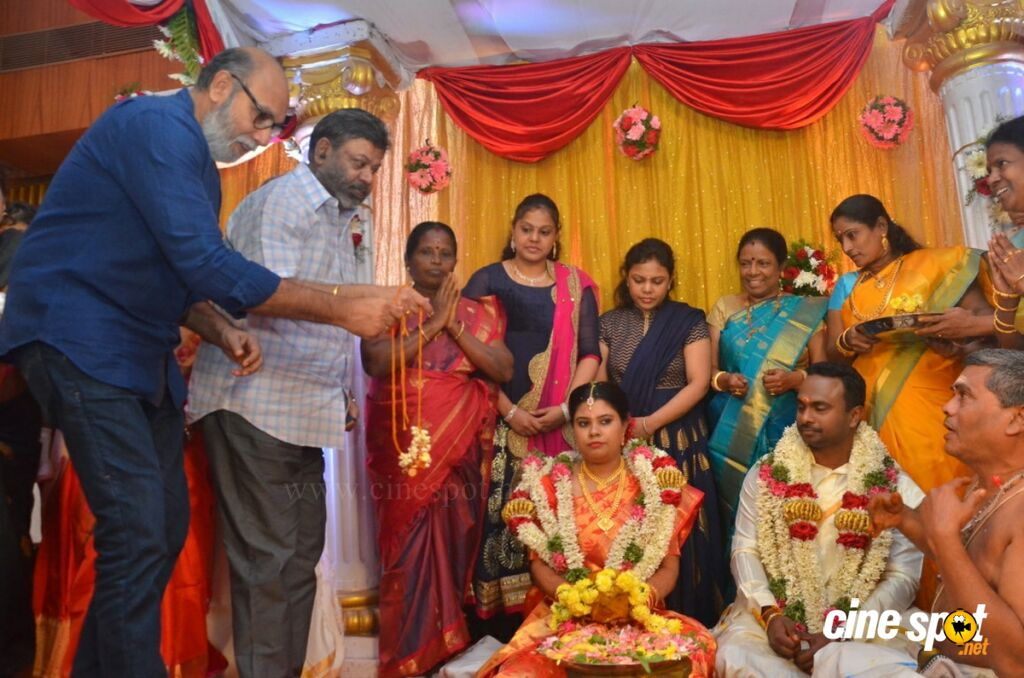 Producer M Ramanathan Daughter Marriage (34)