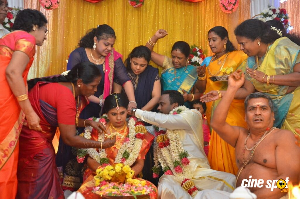 Producer M Ramanathan Daughter Marriage (36)