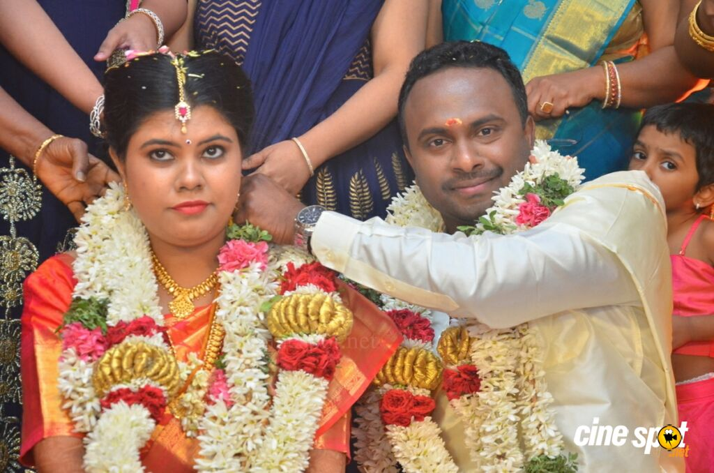 Producer M Ramanathan Daughter Marriage (39)