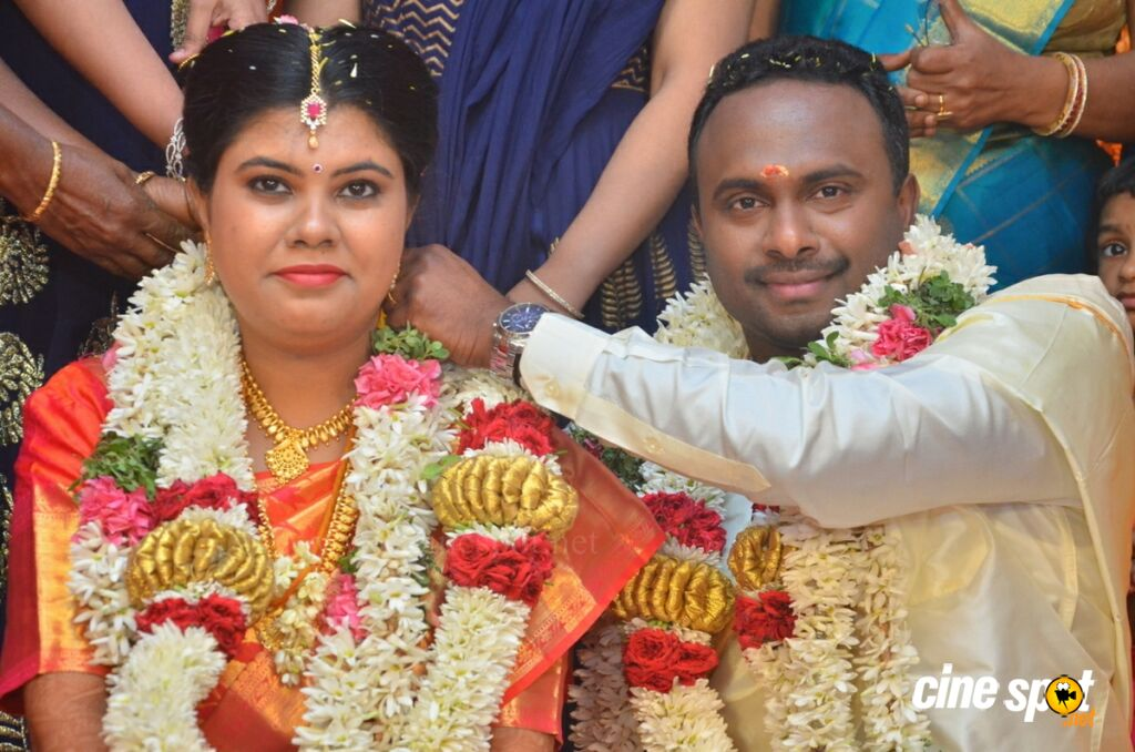 Producer M Ramanathan Daughter Marriage (41)